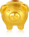 Piggy Bank-To wish upon a happy and affluent life for your child.