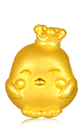 Cutely Chick-It symbolizes cheerful and optimistic. To wish upon your child owns ordinary happiness every day.