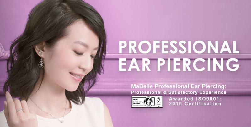 Ear Pericing