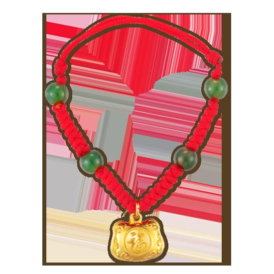 Gold Baby Bracelet/Anklet
