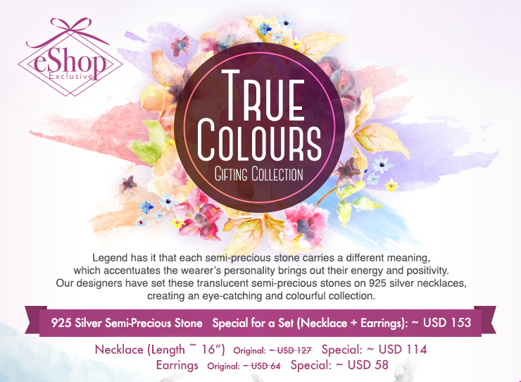 """True Colours"" Gifting Collection"