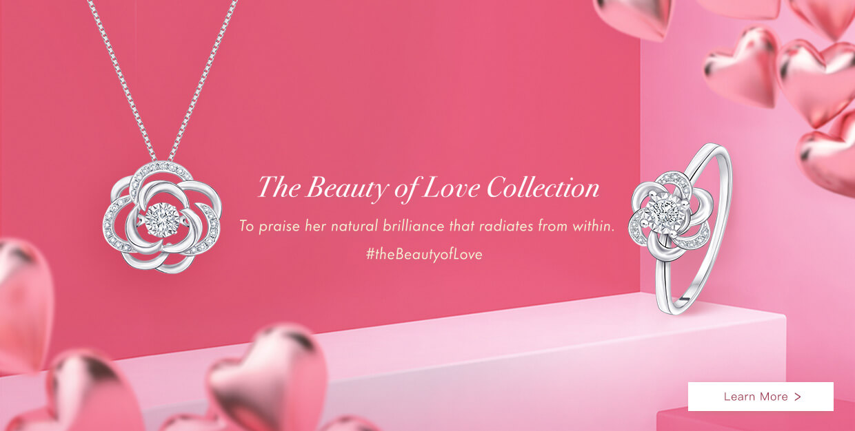 The Beauty of Love Collection