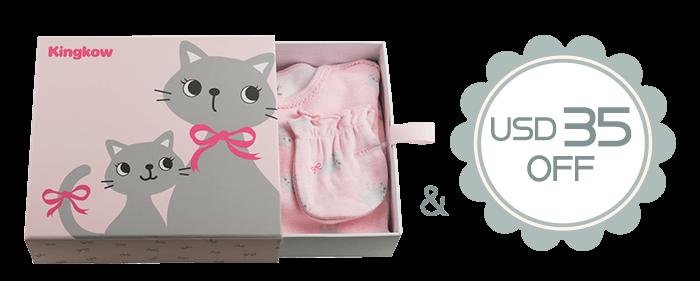 Kingkow Baby Gift Box