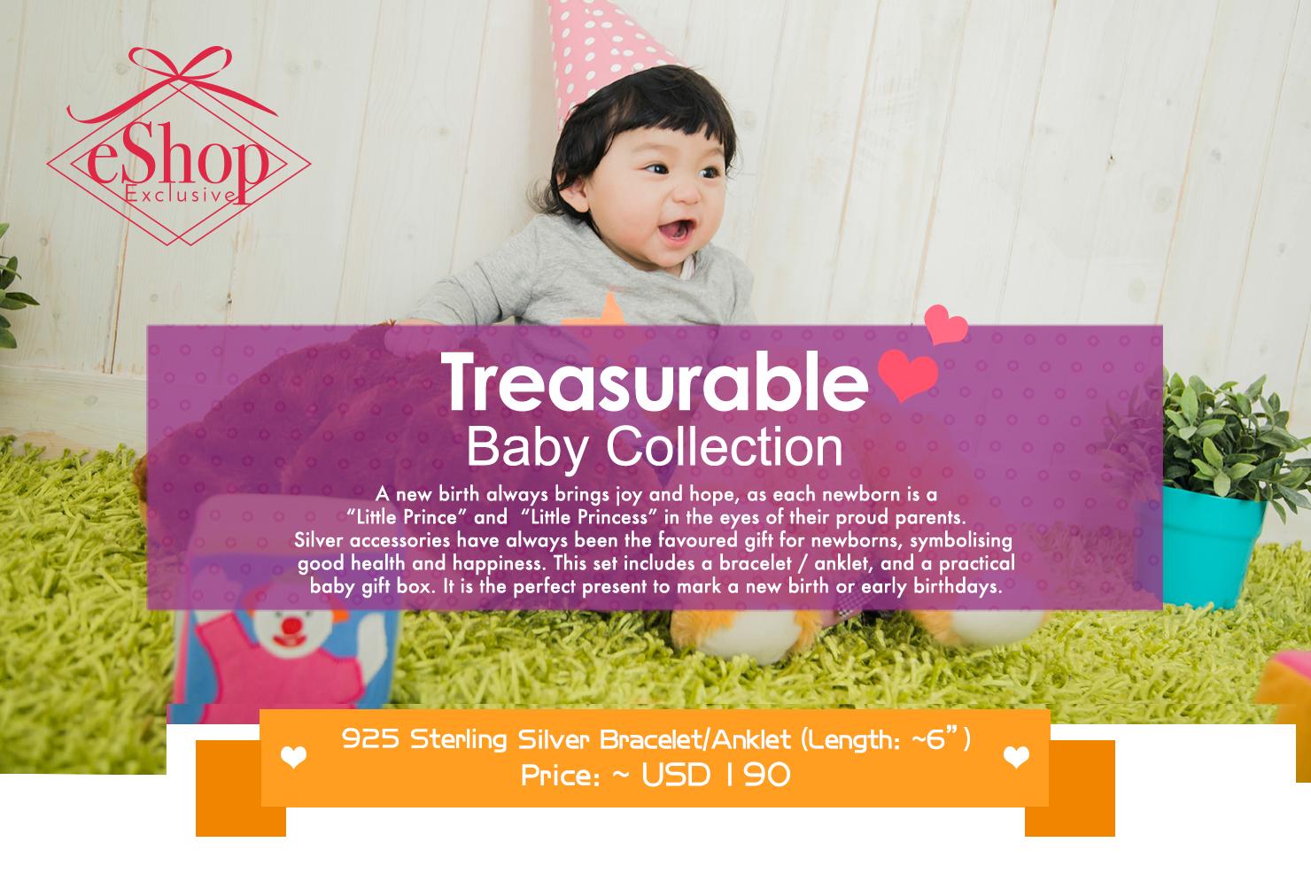 Treasurable Baby Gifting Collection